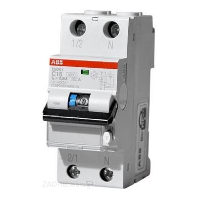 Дифференциальные автоматы ABB DS 201
