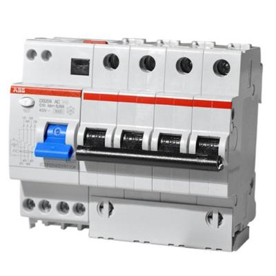 Дифференциальные автоматы ABB DS 204