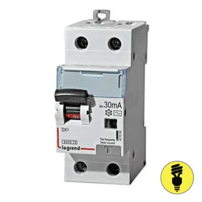 Дифференциальный автомат Legrand 2P
