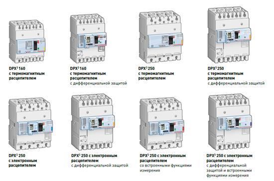 Дифференциальные автоматы Legrand — соответствие стандартам
