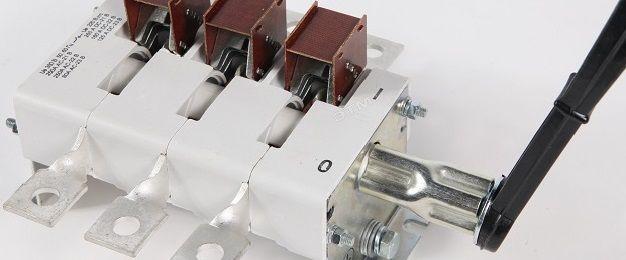Рубильники (выключатели нагрузки, разъединители). Определение, функции и классификация