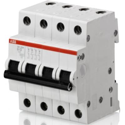 Автоматические выключатели ABB SH204 6-63А