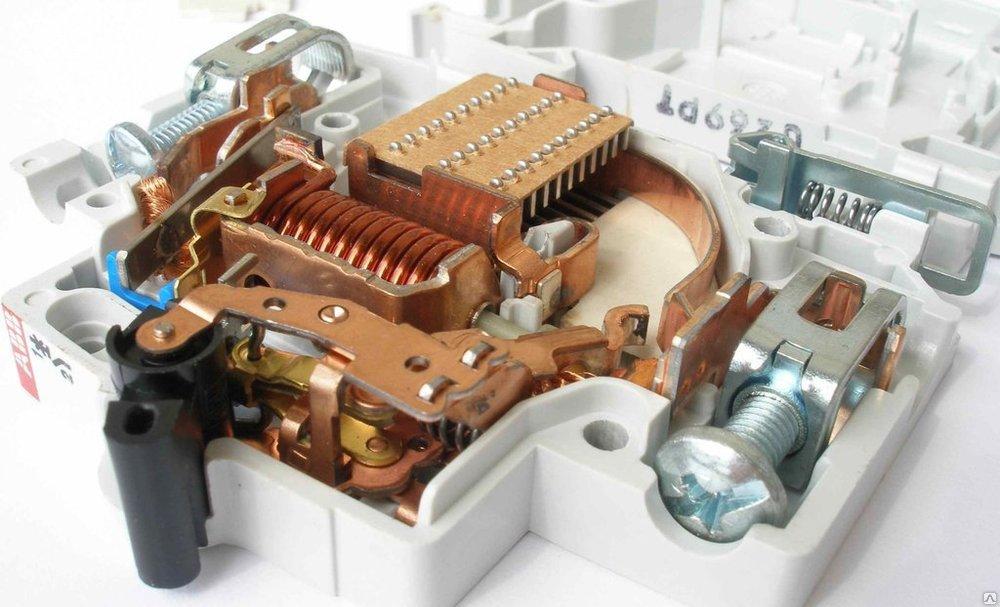 Автоматические выключатели ABB SH201