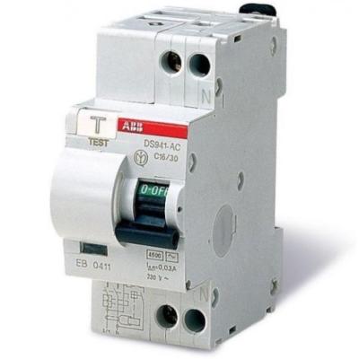 Дифференциальные автоматы ABB DSH 941R