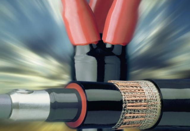 Муфты соединительные для кабеля