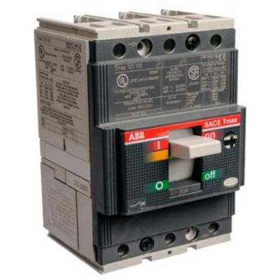 Силовые автоматические выключатели TMAX