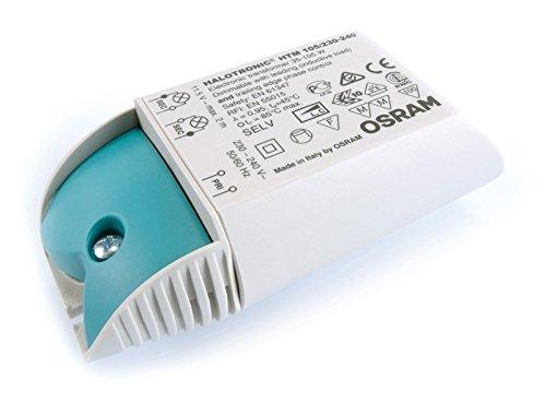ЭПРА OSRAM HALOTRONIC — идеальный выбор для низковольтных галогенных ламп