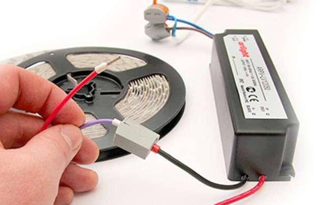 Трансформаторы для светодиодной ленты 12 вольт