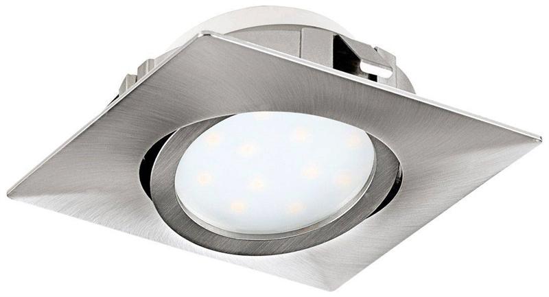 Встраиваемые светодиодные светильники — выбор современности