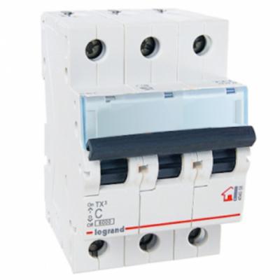 Автоматические выключатели Legrand 3 полюса