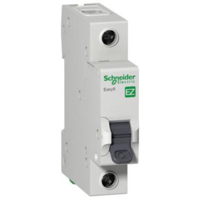 Автоматические выключатели Schneider Electric 1 полюс