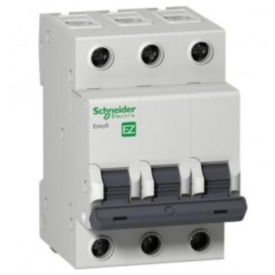 Автоматические выключатели Schneider Electric 3 полюса