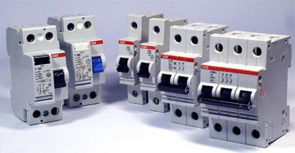 Автоматические выключатели ABB SH203 6-125А