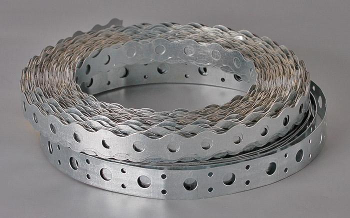 Перфорированная лента — оптимальное крепежное средство