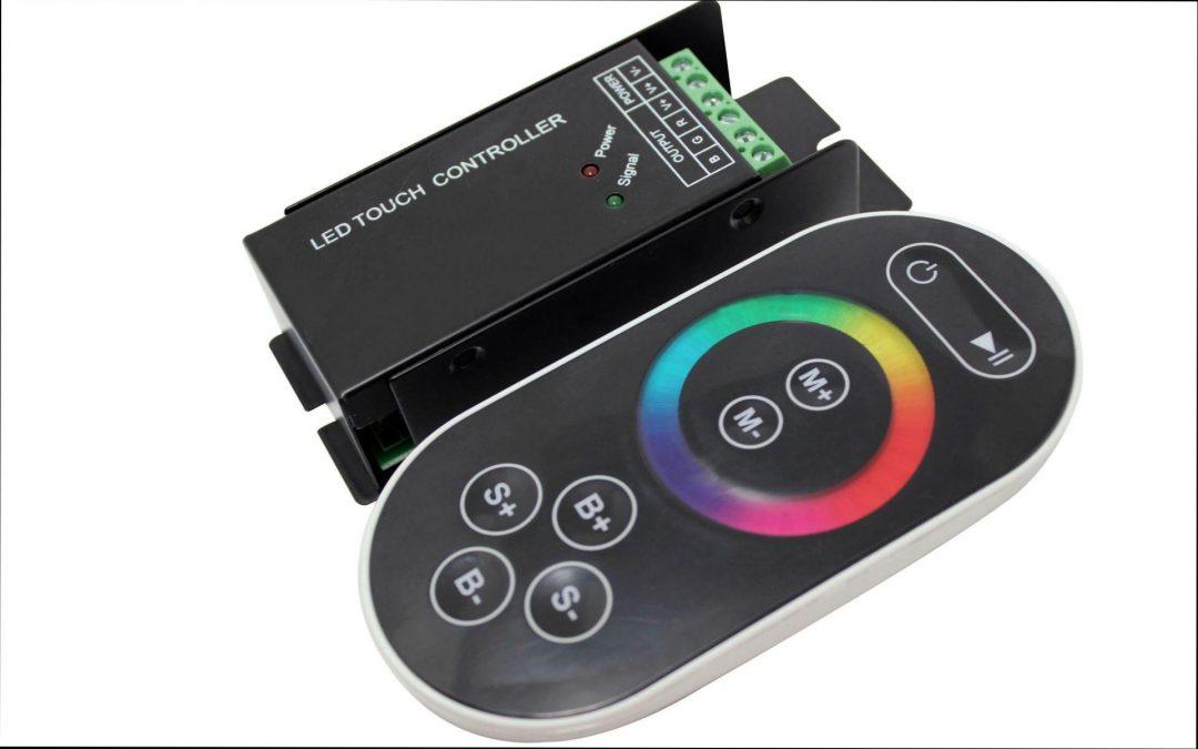 Управление RGB светодиодной лентой