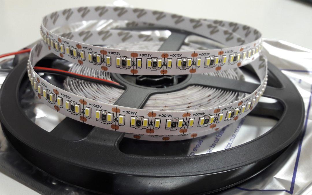Светодиодная лента: основные параметры