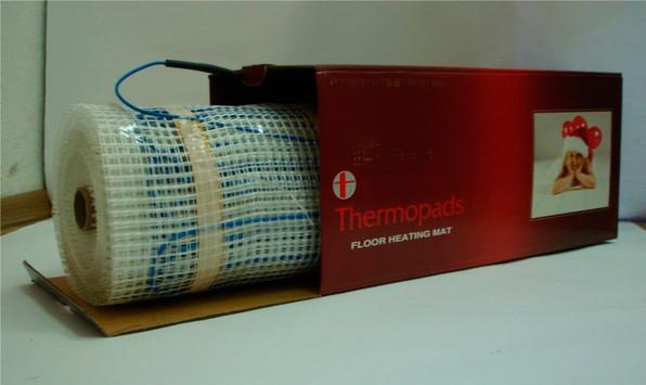 Нагревательные маты под плитку Thermopads