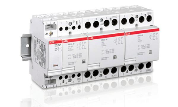 Модульные контакторы ABB ESB