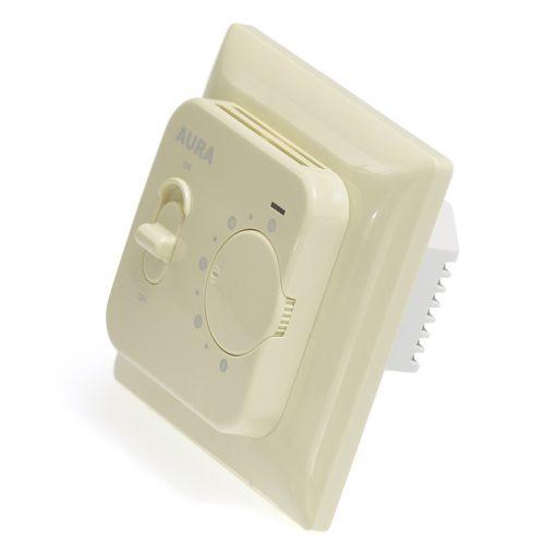 Терморегулятор AURA LTC 230 кремовый